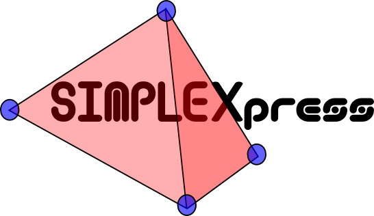 SIMPLEXpress logo